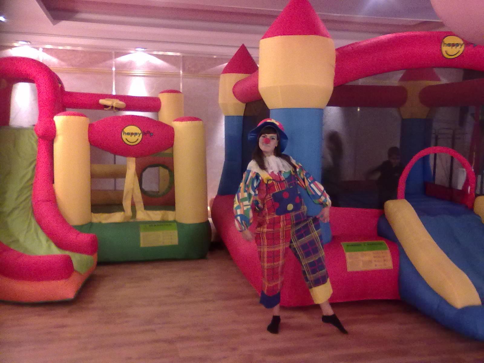 klaun na imprezę poznań
